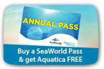 Buy SeaWorld and get Aquatica Free