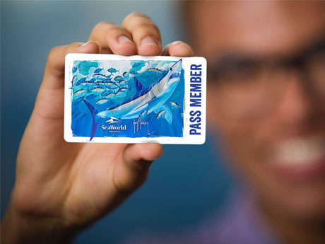 Guy Harvey Commemorative Hard Stock Pass