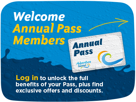 Pass Members Adventure Island Tampa