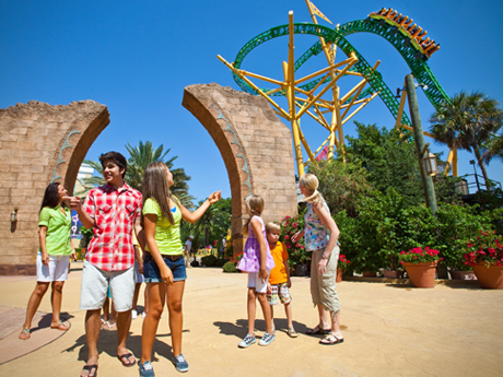 Elite Adventure Tour Exclusive Park Experience Busch Gardens