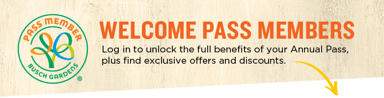 Welcome Pass Members