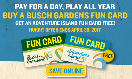 Adventure island discount coupons 2019