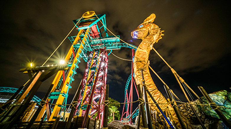 Summer Nights Busch Gardens Tampa Bay