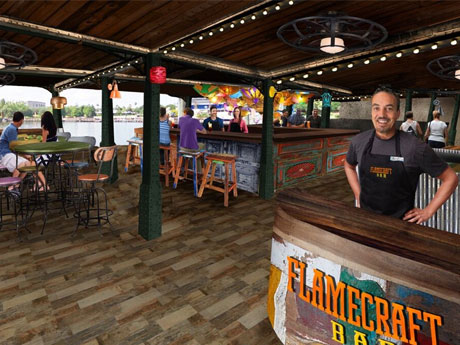 FlameCraft Bar