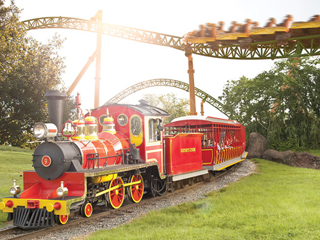Bushe Gardens Train Pictures 7