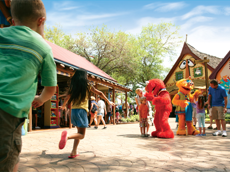 Sesame Street Safari of Fun Busch Gardens Tampa Bay