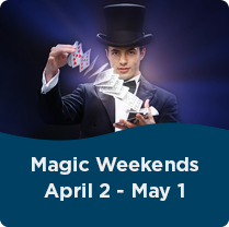 SeaWorld San Diego Magic Weekends