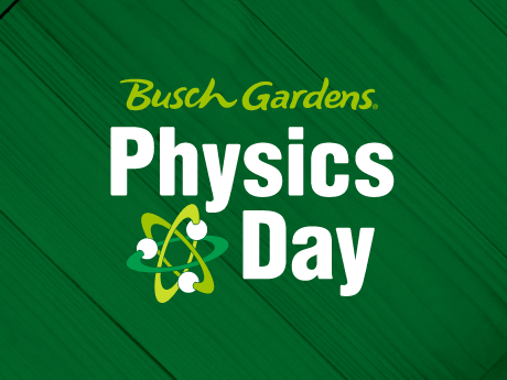Physics Day Busch Gardens Tampa Bay