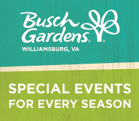 Upcoming Events Busch Gardens Williamsburg