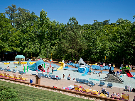 Kritter Korral KIDsiderate Attractions Water Country USA