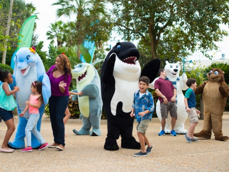 sc 1 st  Auditions for SeaWorld Busch Gardens Sesame Place & Costumed Character Auditions | SeaWorld Orlando