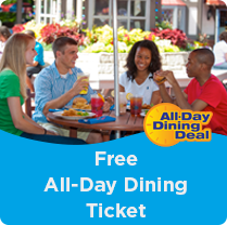 SeaWorld San Diego Eat Free All Day